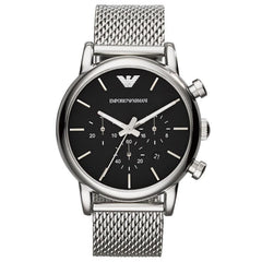 Emporio Armani AR1811 Men's Luigi Chronograph Watch - TheWatchCabin - 1