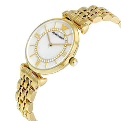 Emporio Armani AR1907 Ladies Gianni T-Bar Watch - TheWatchCabin - 2