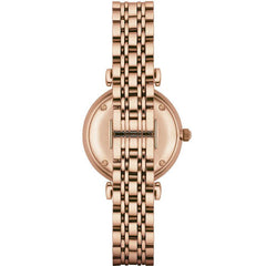 Emporio Armani AR1909 Ladies Gianni T-Bar Watch - TheWatchCabin - 2