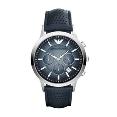 Emporio Armani AR2473 Mens Renato Blue Watch