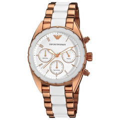 Emporio Armani AR5942 Ladies Chronograph Watch