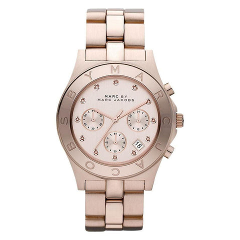 Marc By Marc Jacobs MBM3102 Ladies Blade Chronograph Watch