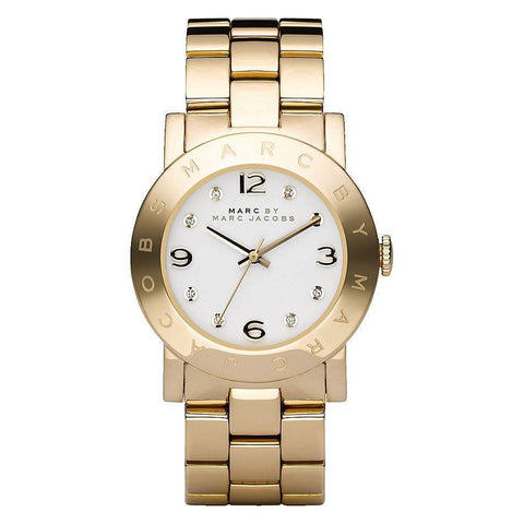 Marc Jacobs MBM3056 Ladies Amy Watch - TheWatchCabin - 1