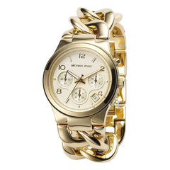 Michael Kors MK3131 Ladies Runway Chronograph Twist