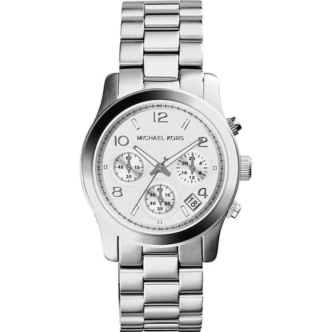 Michael Kors MK5076 Ladies Runway Chronograph Watch - TheWatchCabin - 1