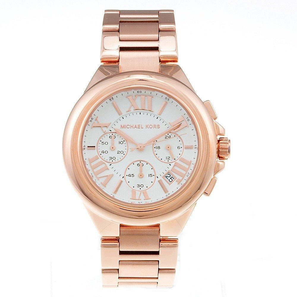 Michael Kors MK5757 Ladies Camille Chronograph Watch - TheWatchCabin - 1