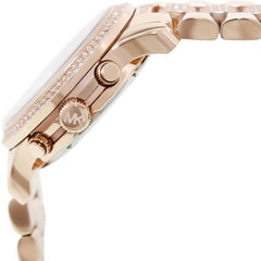 Michael Kors MK5827 Ladies Rose Gold Tone Chronograph Watch - TheWatchCabin - 2