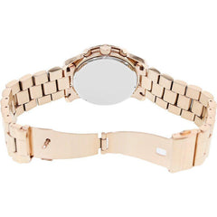 Michael Kors MK5827 Ladies Rose Gold Tone Chronograph Watch - TheWatchCabin - 3