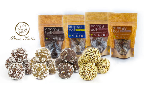 energy bliss balls made in france