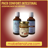 Pack confort intestinal Le Gattilier Mabellenature