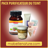 Pack purificateur de teint alcavie argiletz miel