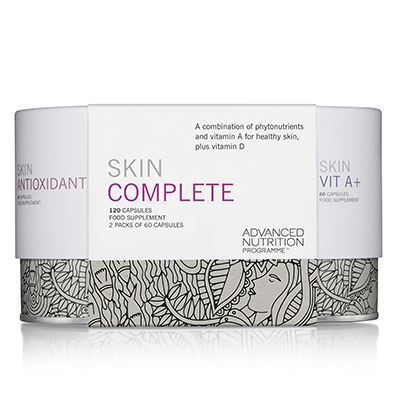Skin Complete : 1 X Skin Vit A+ & 1 X Skin Antioxidant (Advanced Nutrition Programme 2x60) - Ma Belle Nature