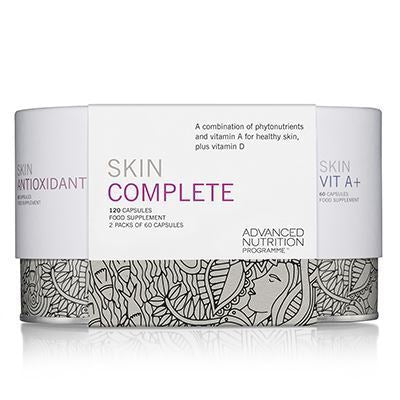 Pack Skin Complete (Skin Vit A+ & Skin Antioxidant) | Advanced Nutrition Programme - Ma Belle Nature