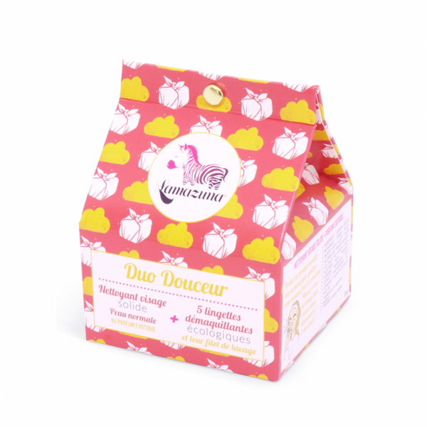 Coffret Duo Douceur | LAMAZUNA - Ma Belle Nature