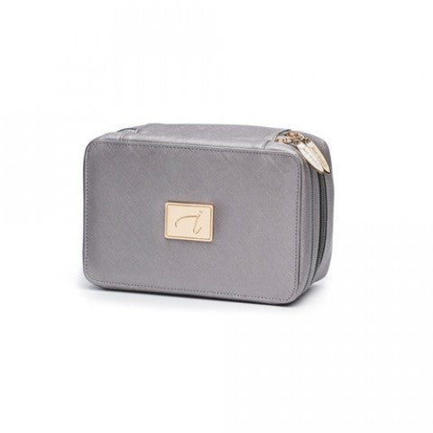 Deluxe mirrored cosmetic bag - Ma Belle Nature