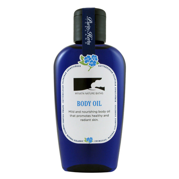 Huile pour le corps - Mývatn Body Oil 125 ml (Purity Herbs Island) - Ma Belle Nature