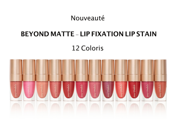 BEYOND MATTE - LIP FIXATION | Mabellenature.com - Ma Belle Nature