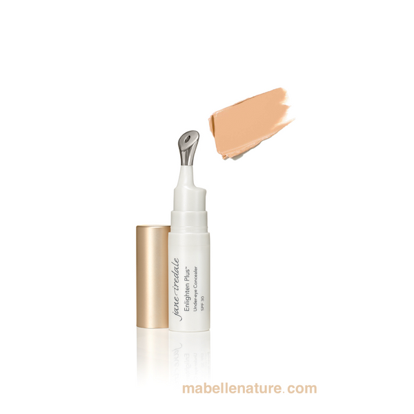 ENLIGHTEN PLUS Under-eye - Jane Iredale| couleur 0 | mabellenature.com