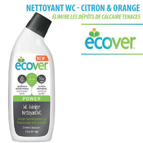 Nettoyant WC - Citron & Orange (Ecover)