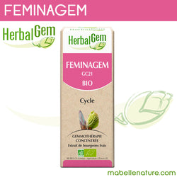 Feminagem Bio (Herbalgem) - Ma Belle Nature