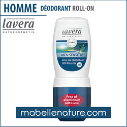 Déodorant Roll-On Homme (Lavera) - Ma Belle Nature
