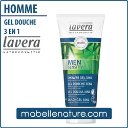 lavera men sensitiv