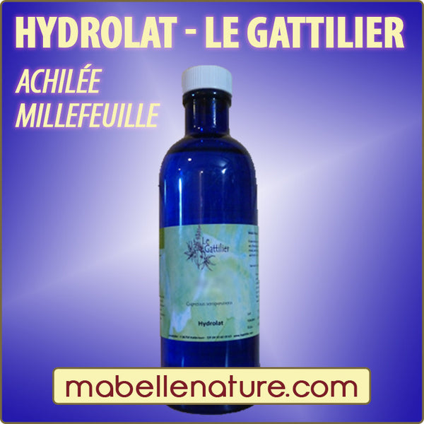 ACHILLEE MILLEFEUILLE bio (Hydrolat) - Ma Belle Nature