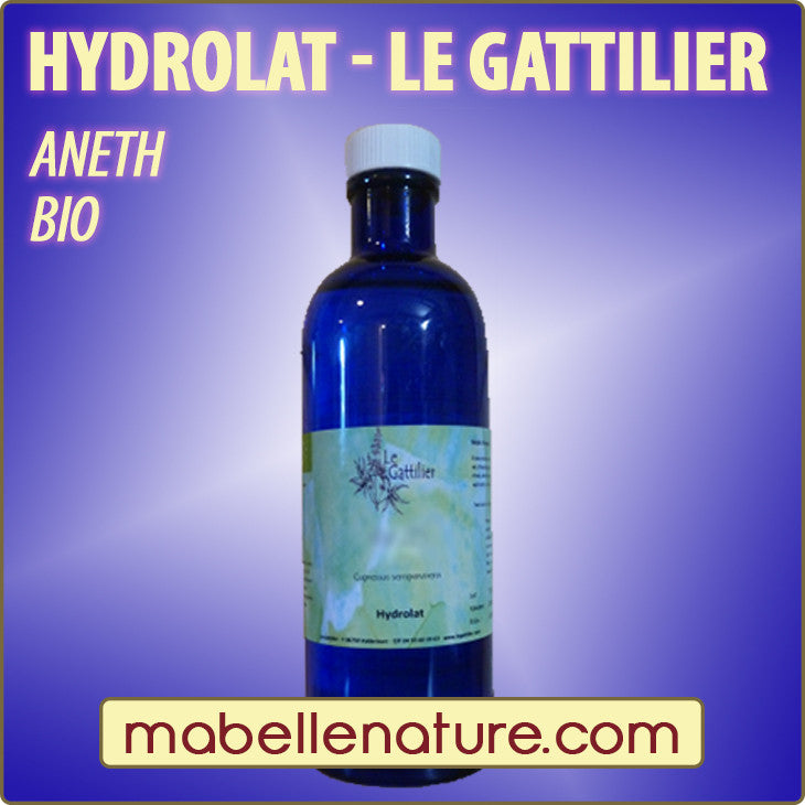 ANETH Bio (Hydrolat) - Ma Belle Nature