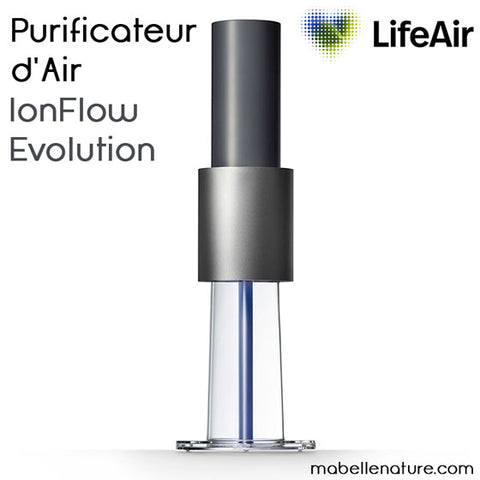 Purificateur d'air Ionflow evolution LifeAir