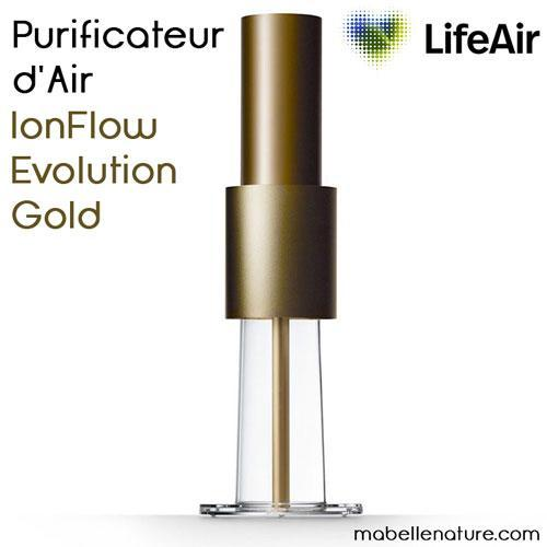 LifeAir Evolution Gold - Purificateur d'air - Ma Belle Nature