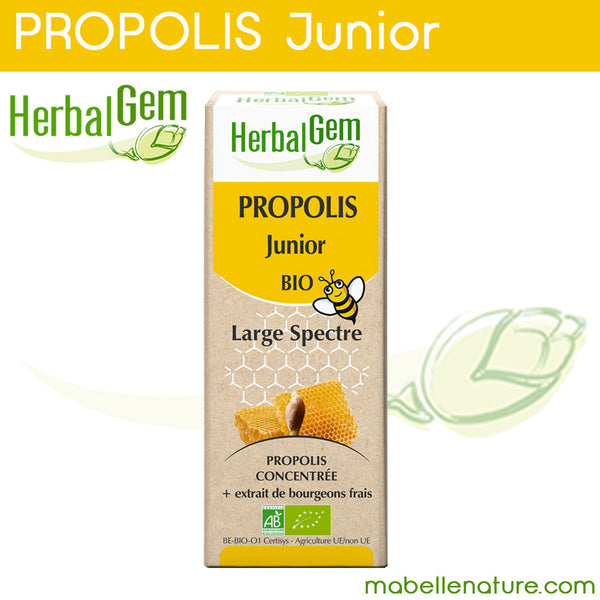 propolis junior herbalgem