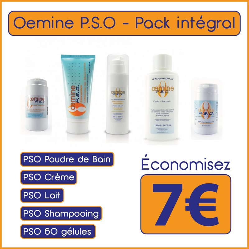 OEMINE P.S.O. - Pack intégral - Ma Belle Nature