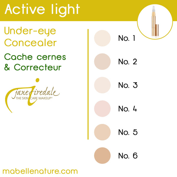 Active Light Cache cernes - Ma Belle Nature