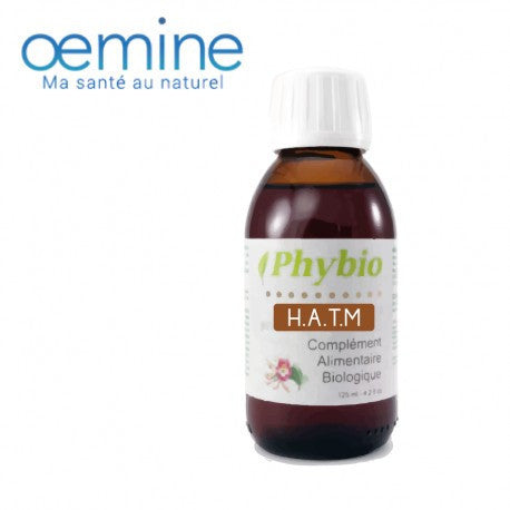 H.A.T.M GINGEMBRE BIO 125 ML (ZINGIBER OFFICINALIS)