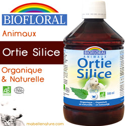 Ortie-Silice ANIMAUX Biofloral