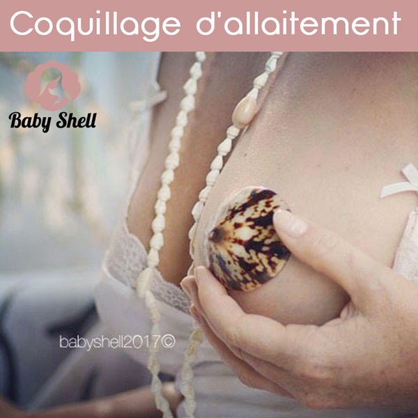Coquillage d'allaitement BABY SHELL - Ma Belle Nature