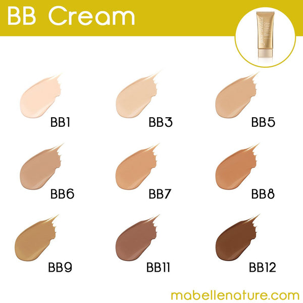 Kit GLOW TIME® Crème BB (SPF 25) + The Blending Brush - Ma Belle Nature