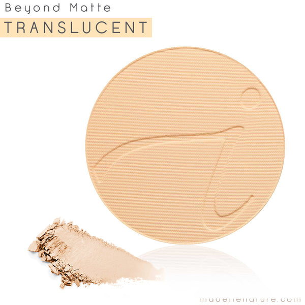 BEYOND MATTE - Poudre Matifiante Jane Iredale - Ma Belle Nature
