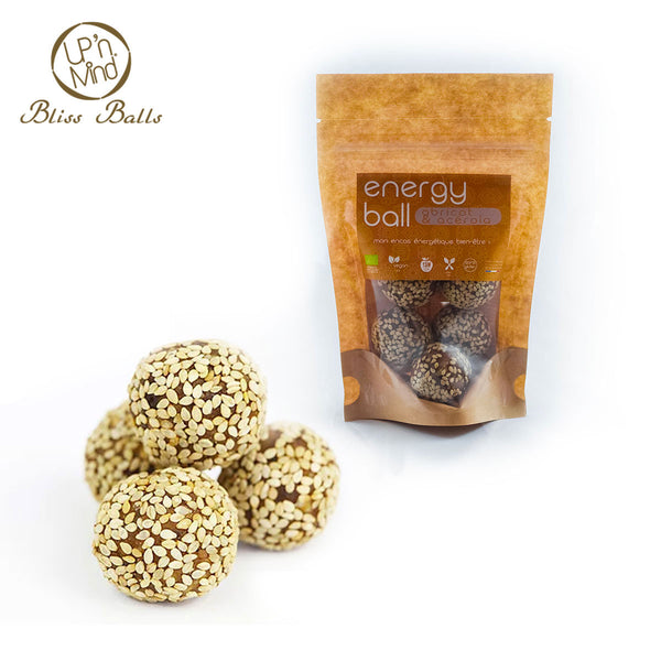 Energy Bliss Balls BIO | Abricot & Acerola - Ma Belle Nature