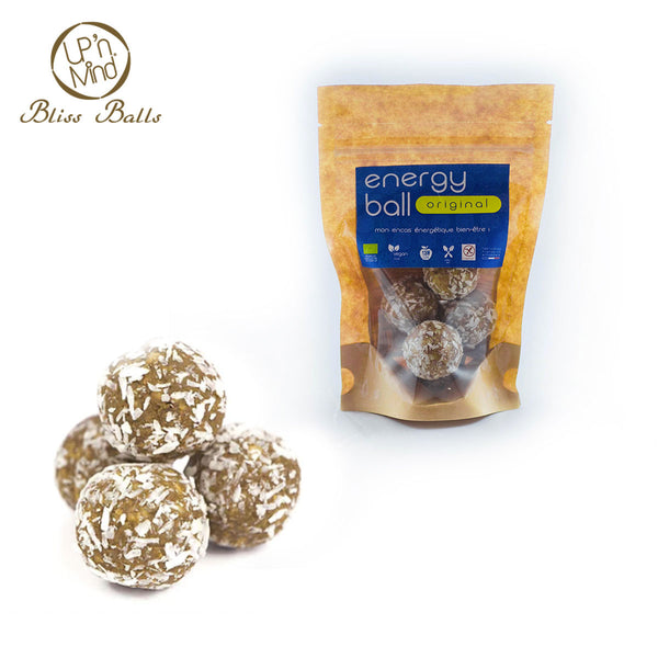 Energy Bliss Balls BIO | Recette Originale - Ma Belle Nature