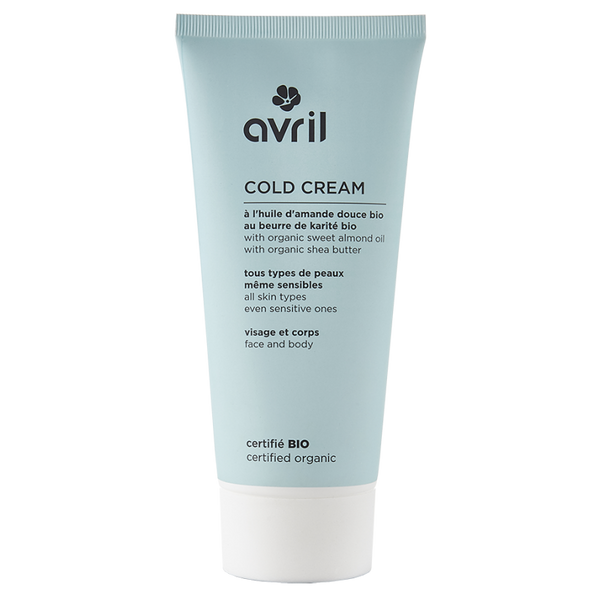 Cold cream 200 ml - Certifié bio | AVRIL COSMETIQUE BIO - Ma Belle Nature
