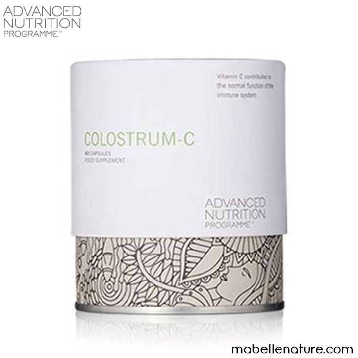 Colostrum - C | Advanced Nutrition Programme - Ma Belle Nature