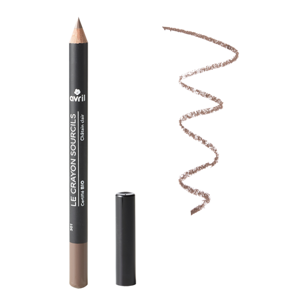 Crayon sourcils - Certifié bio| AVRIL COSMETIQUE BIO - Ma Belle Nature