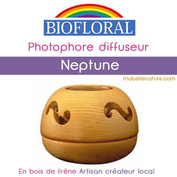 Diffuseur Biofloral - Neptune - Ma Belle Nature