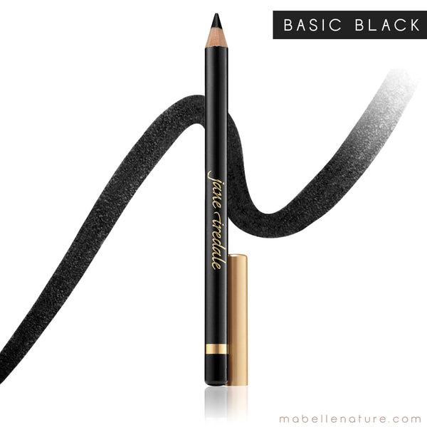 EYE PENCIL Jane Iredale basic black