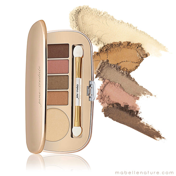 Eye shadow kit (boîtier fards à paupières) | Jane Iredale - Ma Belle Nature