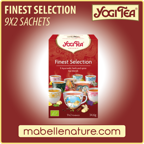 Finest Selection - Le meilleur de Yogi Tea - Ma Belle Nature