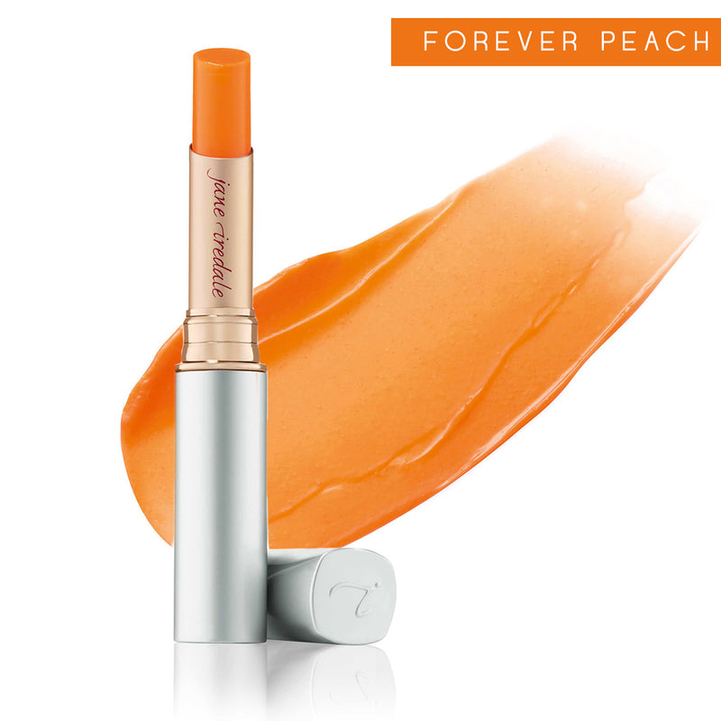 just kissed forever peach jane iredale