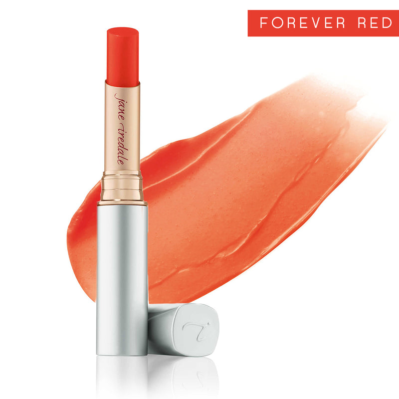 just kissed forever red jane iredale