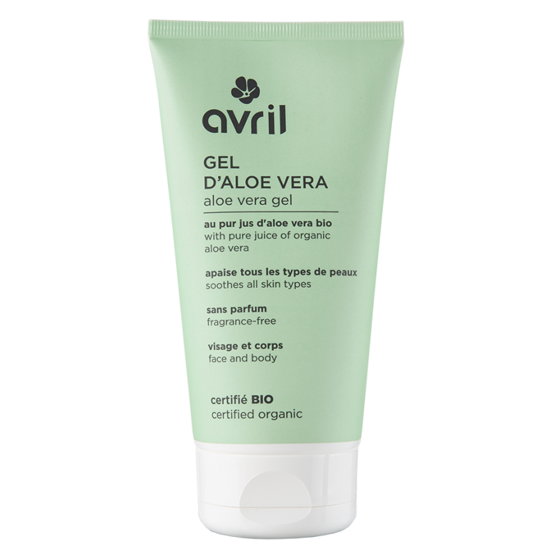 Gel d'aloe vera 150 ml - Certifié bio - Ma Belle Nature